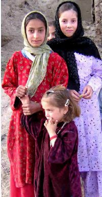 Post image for Onkhyai Valley Girls School, Afghanistan